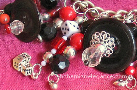 Fortuna Gypsy's Jewels™ Charm Bracelet