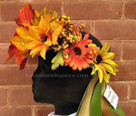 Harvest Queen Headwreath
