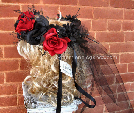Dark Passions Fairy Crown