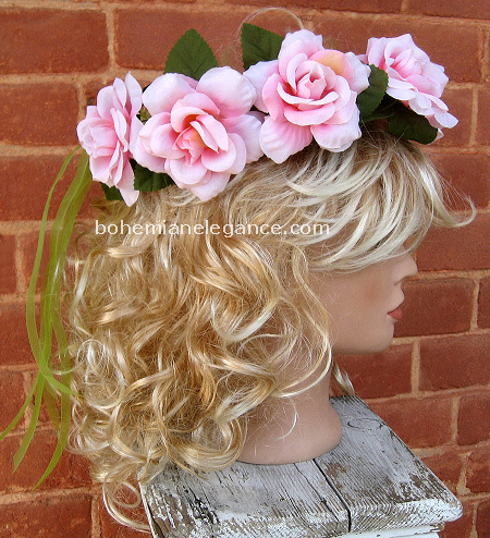 Spring Dance Fairy Crown