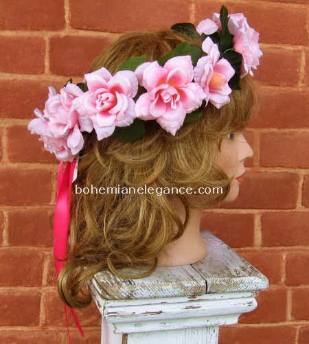 June Day Fairy Crown
