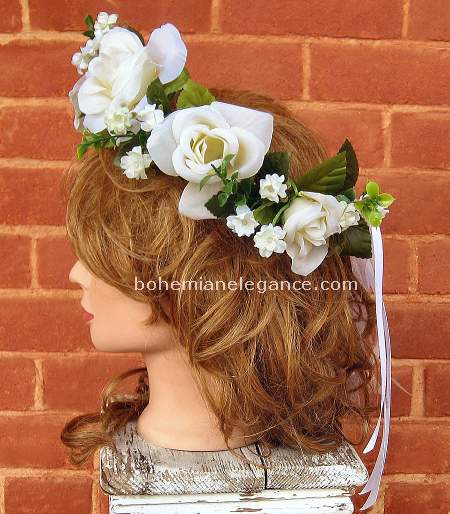 May Day Headwreath